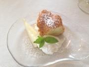 バナナカモミールシフォンケーキの写真