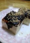 レンジで簡単☆焼き豆腐の田楽