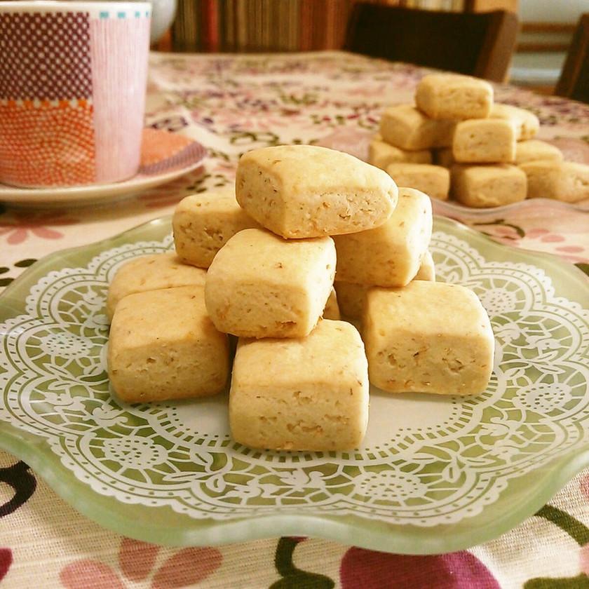 全粒粉☆クリームチーズクッキー