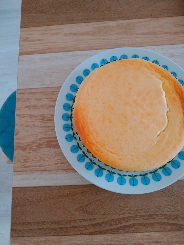 【糖質制限】甘さ控えめカップチーズケーキ