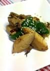 お弁当に☆ 豚肉筍ピーマンで甘辛炒め