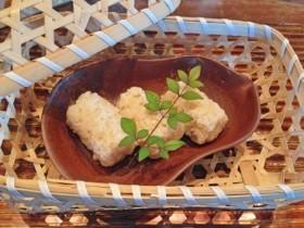 日本一!しっとりモチモチ玄米おむすび