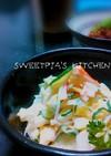 簡単♪大量消費◎ゆでない白菜のサラダ◎