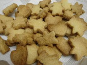 プレーンなクッキー☆