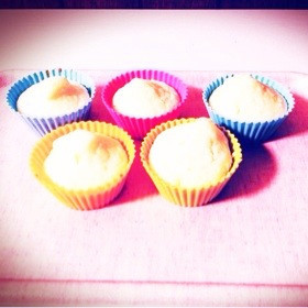 卵なしのカップケーキ