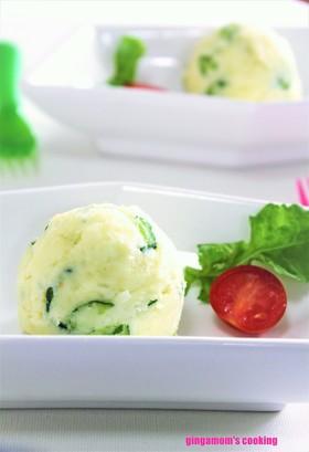胡瓜・玉ねぎ・じゃが芋のポテトサラダ
