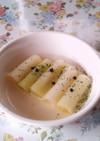 ネギのワインスープ煮