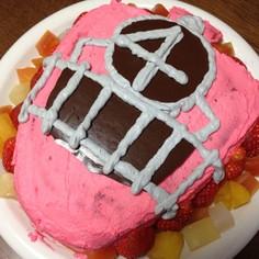 トッキュウジャー♡ケーキ‼︎