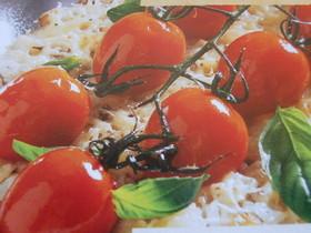 洋風トマト飯