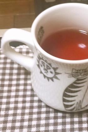 しょうが入りホット烏龍茶(緑茶)