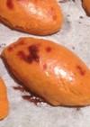 2種のお芋でしっとりスイートポテト