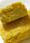 簡単に卵焼きの卵白をきる方法