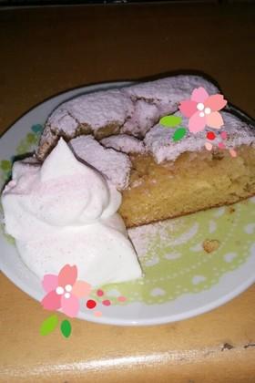 簡単アレンジ☆パウンドケーキ