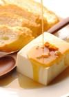 絹ごしチーズ豆腐