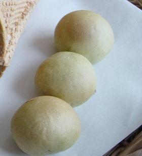 緑茶あんパン~お団子風~