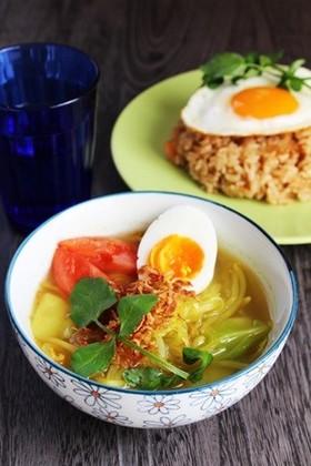 バリの味ソトアヤム(Soto Ayam)