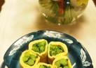 ひな祭りに☆菜の花の卵巻き