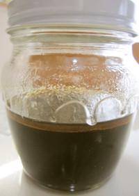 みかん果汁の手作りポン酢