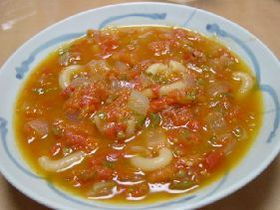 完熟過ぎ(-_-;)トマトの簡単おいしいスープ