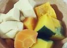 ほっこり優しい*高野豆腐かぼちゃ煮