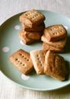 サラダ油deサクサク塩麹ごまクッキー