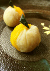 リメイク☆南瓜とさつま芋の茶巾しぼり