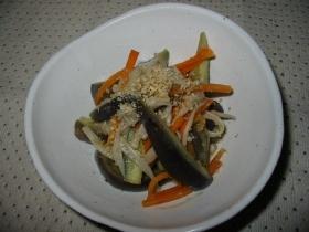 胡麻タレ*温野菜サラダ