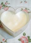 材料2つ☆なめらか豆乳マシュマロムース
