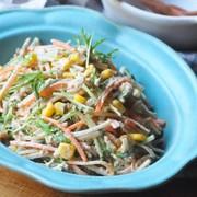 デリ風♪ツナマヨごぼうサラダの写真