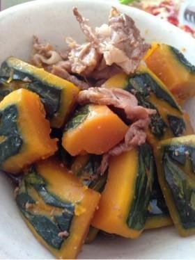 ルクエで簡単 かぼちゃの煮物