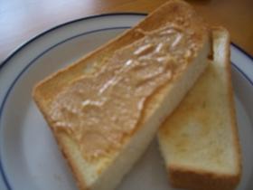 シンプルなピーナッツバター♪