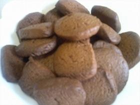 サクサクココアクッキー