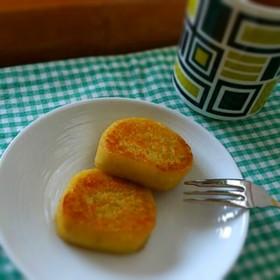子供のオヤツに♡さつま芋のバター焼き♪