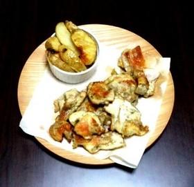 オーブンで☆鶏の唐揚げ~青海苔マヨ味~