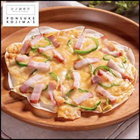 わずか10分!餃子の皮で魔法の簡単ピザ