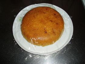 基本の炊飯器ケーキ