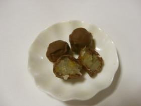 ばんぺいゆの チョコボール