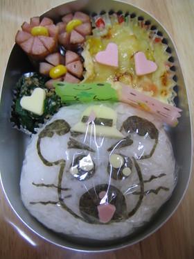 幼稚園のお弁当 4月