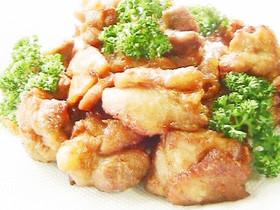 定番♪にんにく生姜醤油の鶏のから揚げ