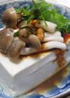 エバラ『プチッと鍋』で韓国風湯豆腐★