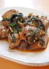貧血防止◎ご飯に◎鶏レバーとニラの生姜煮