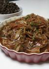 豚ヒレ肉と野菜た~っぷりのソース漬け