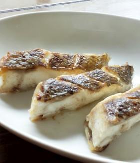 ポワレ***白身魚の上手な焼き方
