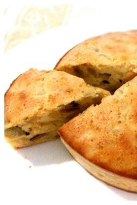 腹持ち長持ち薩摩芋ケーキ
