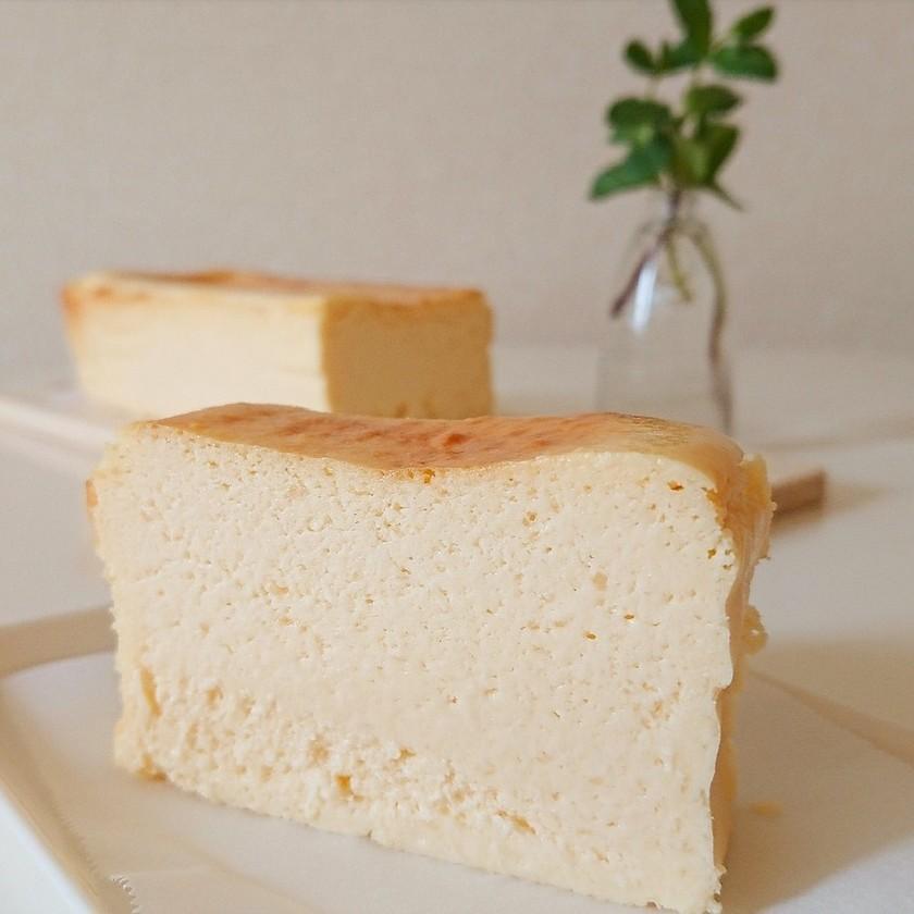 秘密にしたい♪簡単ベイクドチーズケーキ