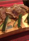 ライスブランオイルで風味付サーロイン寿司