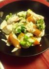 野菜モリモリ★レンジで簡単温野菜ソース♪