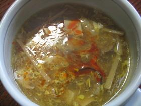酸辣湯(サンラータン・スーラータン)