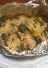 黄金比☆味噌とマヨのホイル焼き