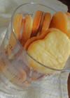メープルチーズクリームのクッキーサンド